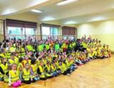"""""""Odblaskowa Szkoła"""" w Zespole Szkolno-Przedszkolnym nr 4 w Limanowej"""
