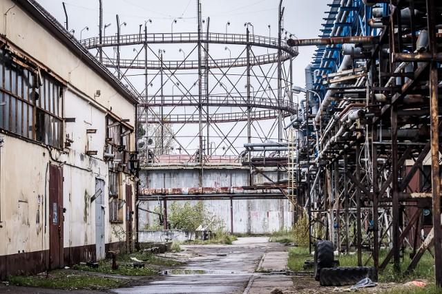 """Badania prowadzone na terenie, na którym do 2013 r. funkcjonowała instalacja do produkcji i magazynowania dinitrotoluenu (DNT) byłych Zakładów Chemicznych """"ZACHEM""""."""