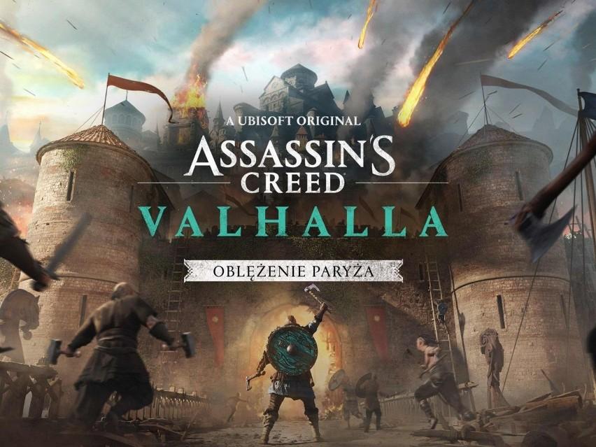 Recenzja dodatku Oblężenie Paryża do Assassin's Creed Valhalla. Wikingowie jeszcze nie mają dość