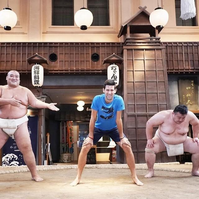 japoński seks sumo