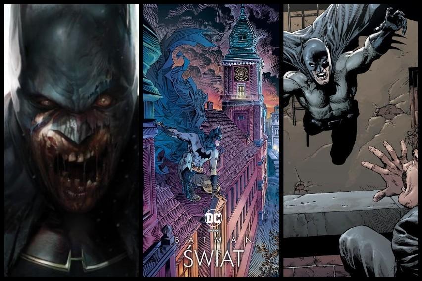 Dzień Batmana 2021. Pierwszy komiks z Batmanem został wydany...