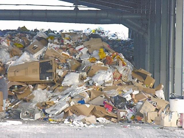 Biogazownia była dobra, ale trzy lata temu - uważa wójt Pulit. - Teraz trzeba inaczej pozbywać się śmieci. (fot. Jarosław Staśkiewicz)