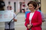 Co z pieniędzmi na programy socjalne? Minister rodziny i polityki społecznej Marlena Maląg odpowiada