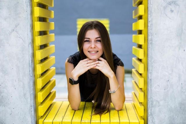 Kateryna Samsonova z Ukrainy stała się Kasią, odnalazła szczęście w Polsce i została kobiecą twarzą Małopolski.
