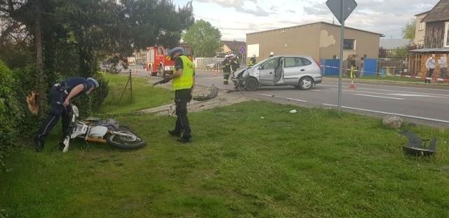 Kolejny tragiczny wypadek w regionie.