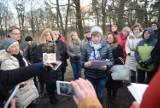 Mieszkańcy protestują: Nie chcemy tu betonowej dżungli!
