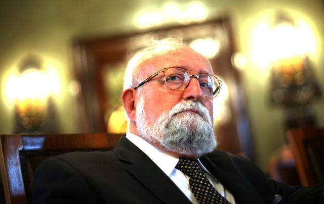 Honorowym przewodniczącym jury jest Krzysztof Penderecki