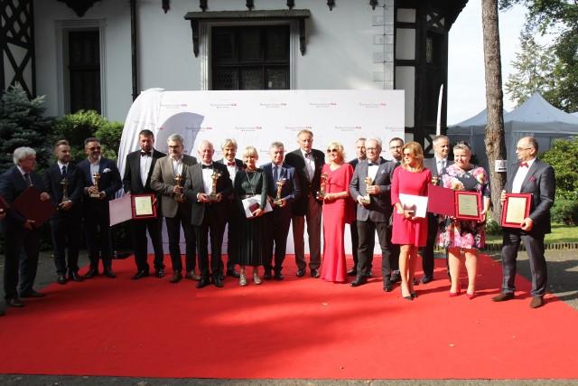 XXIII Śląska Gala BCC w ogrodach zameczku myśliwskiego w Promnicach w niedzielę, 9 września 2018