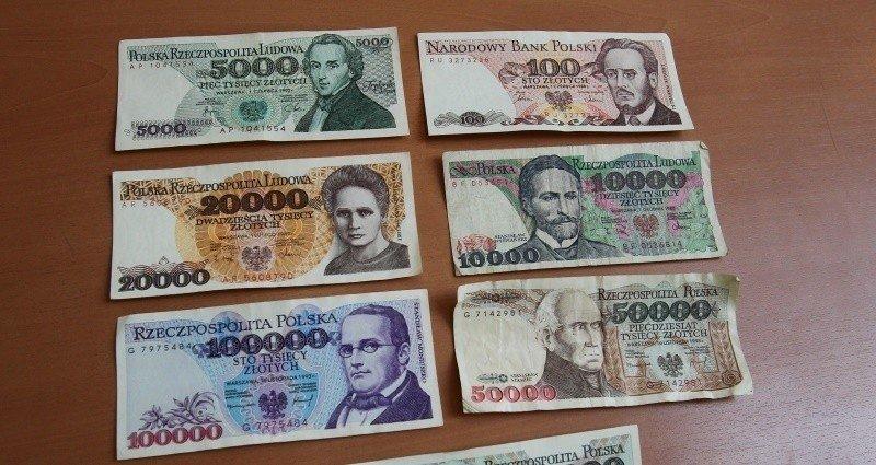 Denominacja. Polacy przestali zarabiać i wydawać miliony