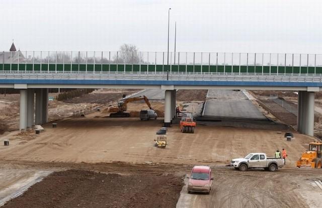 Zobacz, kiedy pojedziemy całą autostradą A4Na budowie A4.