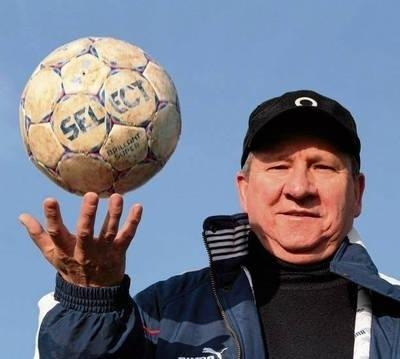 Zbigniew Krawczyk największe sukcesy trenerskie odnosił w Podgórzu FOT. ANNA KACZMARZ