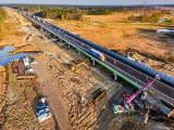 Budowa autostrady A1: Jeszcze w tym roku część nowej autostrady A1 będzie gotowa
