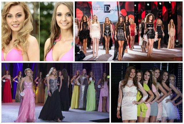 Gala półfinałowa Miss Polski 2014.