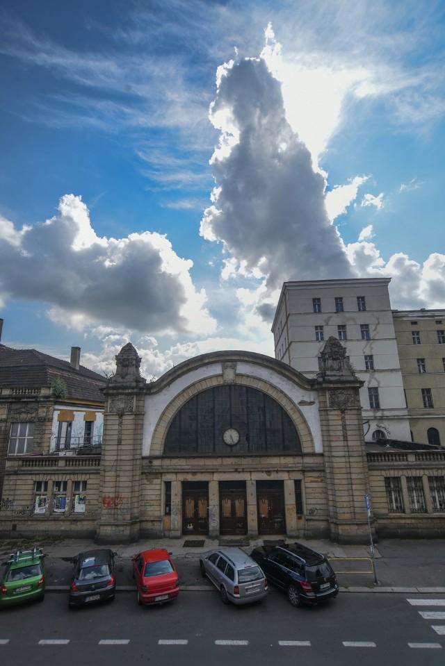 Stary dworzec w Katowicach to obecnie ruina