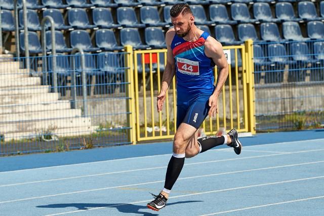 Mateusz Michalski ma w dorobku złoty i srebrny medal igrzysk paraolimpijskich. W Bydgoszczy powalczy o swój kolejny sukces
