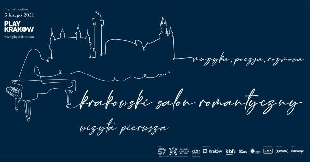 """W """"Krakowskim Salonie Romantycznym"""" będzie można posłuchać, m.in. Fryderyka Chopina, Krzysztofa Komedę oraz pieśni Leonarda Cohena."""