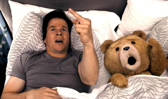 Kad z filmu: Ted