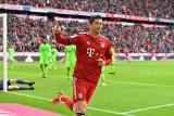 Robert Lewandowski strzelił w meczu z Hannoverem [WIDEO]