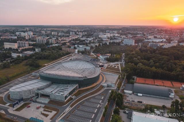 Arena Gliwice doceniona. Znalazła się w gronie najnowocześniejszych obiektów w Europie