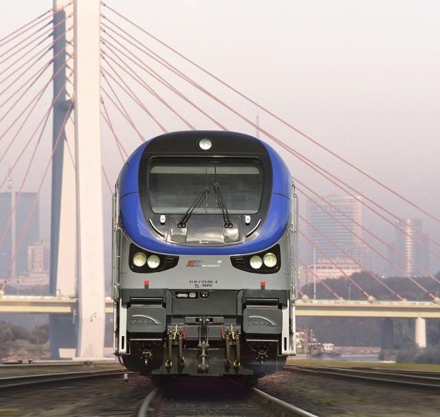 Gama już jeździ w barwach PKP Intercity