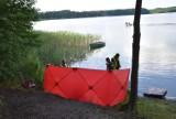 Wielkopolska Tragedia nad jeziorem w Kuźnicy Zbąskiej. Z wody wyłowiono ciało mężczyzny