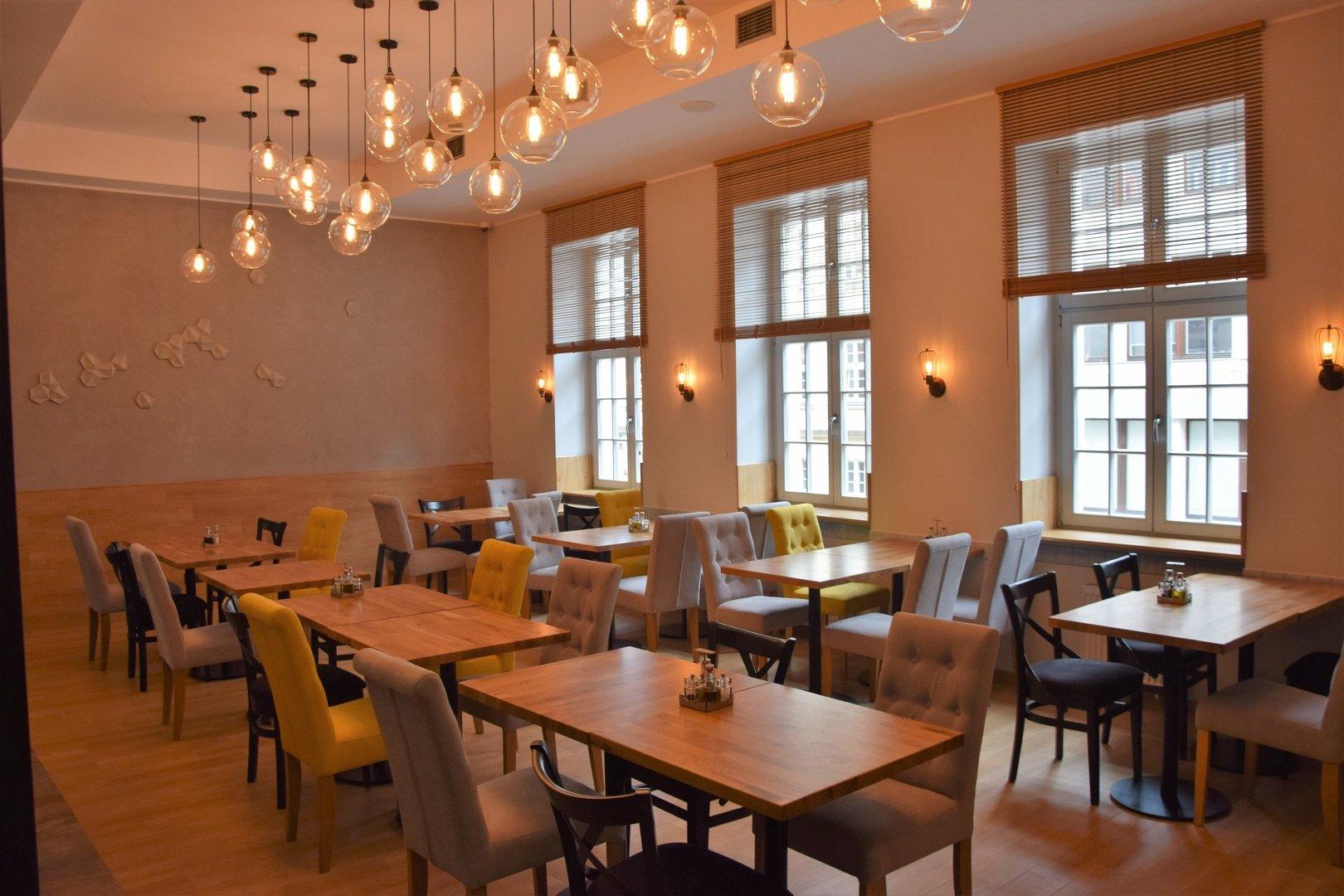 Miejscówka Włoska Restauracja Sapore Wideozdjęcia