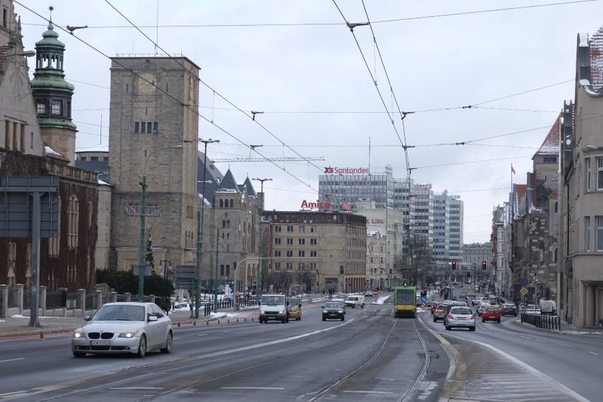 W ramach przebudowy ul. Św. Marcin na odcinku od...
