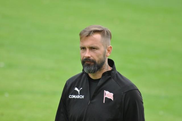 Maciej Palczewski pracował 5 lat z bramkarzami pierwszej drużyny Cracovii. Teraz jest już w Lechu Poznań