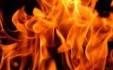 Pożar garażu pod Radomiem. W akcji cztery jednostki straży pożarnej