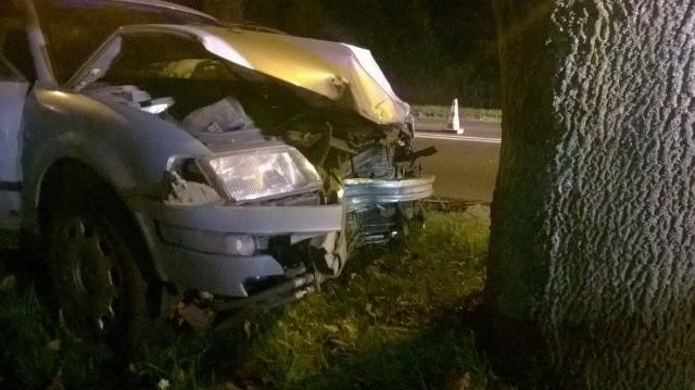 Do wypadku doszło w niedzielę (14 sierpnia) wieczorem na skrzyżowaniu ulic Fieldorfa Nila i Walczaka.