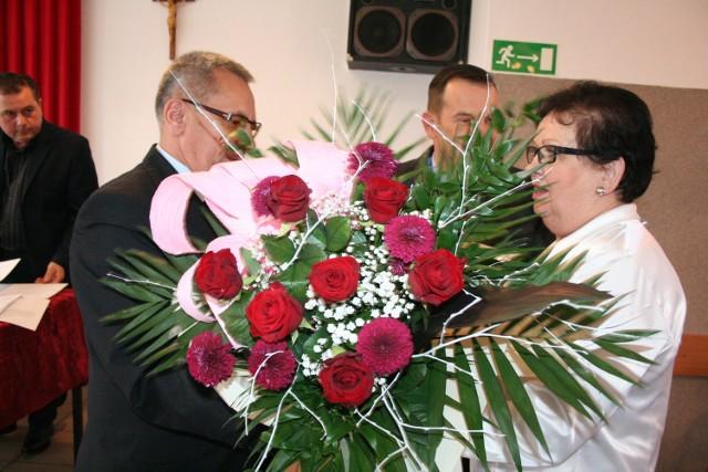 Radni dziękują Małgorzacie Biegaj, wieloletniej pracownicy Urzędu Gminy