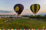 III Fiesta Balonowa - Białystok 2021. Sobota 10 lipca to ostatni dzień imprezy. W Turośni Kościelnej obędzie się piknik rodzinny