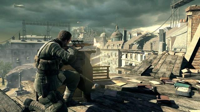 Sniper Elite V2Sniper Elite V2 to wycieczka po zrujnowanym Berlinie