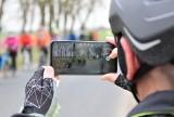 Kruszwica. To była pierwsza w tym roku wycieczka Kruszwickiej Grupy Rowerowej. W maseczkach, z podziałem na grupki. Zdjęcia