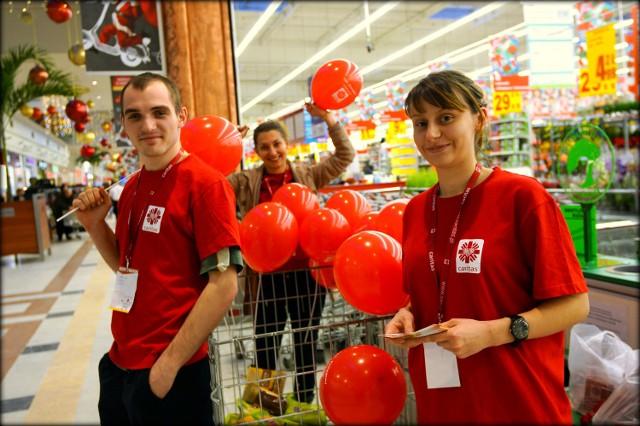 W najbliższych dniach (4-5 marca) wrocławska Caritas przeprowadzi dziesiątą zbiórkę żywności. W akcję zaangażowało się pół tysiąca wolontariuszy. Sprawdź, gdzie organizowana jest zbiórka.