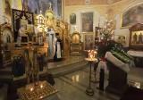 Wyznawcy prawosławia obchodzą Boże Narodzenie. W czwartek, w pierwszy dzień świąt była uroczysta msza w radomskiej cerkwi - zobacz zdjęcia