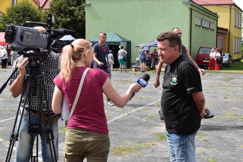W sobotę, 11 sierpnia w Osiecznicy odbyła się jedenasta...