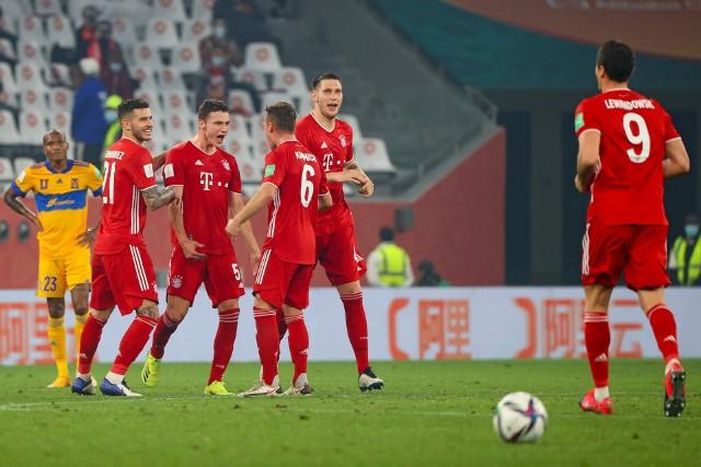 Bayern i Lewandowski sięgnęli po trofeum Klubowych MŚ