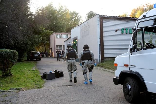 Tragedia na strzelnicy w Chorzowie. 25-latek z Kielc zastrzelił instruktora