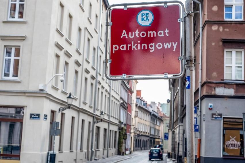 Strefa płatnego parkowania od 2 listopada 2021 r. zacznie...