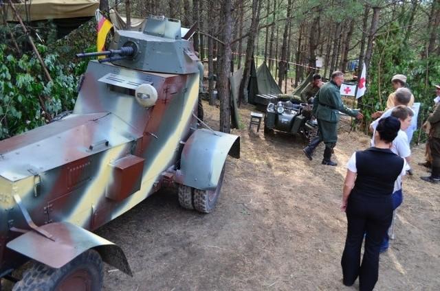 III Piknik Militarny Misja Wschód - Ogrodniczki