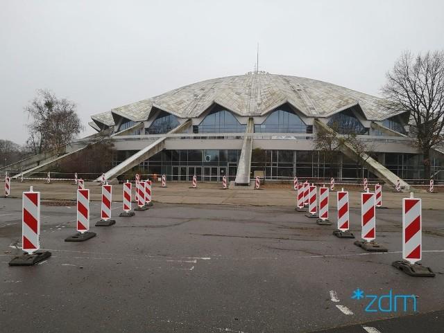 Od piątku, 18 grudnia można parkować pod Areną.