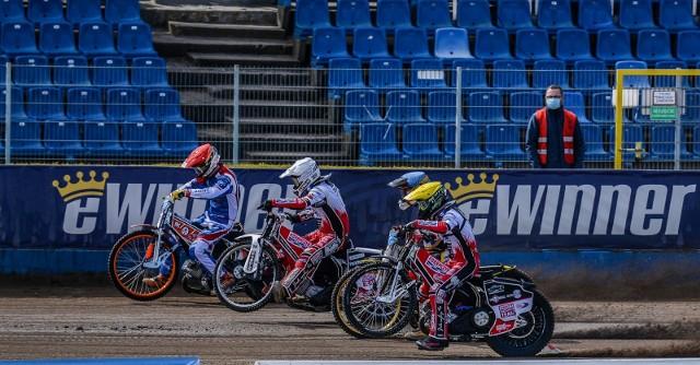 Mecz Zdunek Wybrzeże Gdańsk - Abramczyk Polonia Bydgoszcz (24.04.2021)