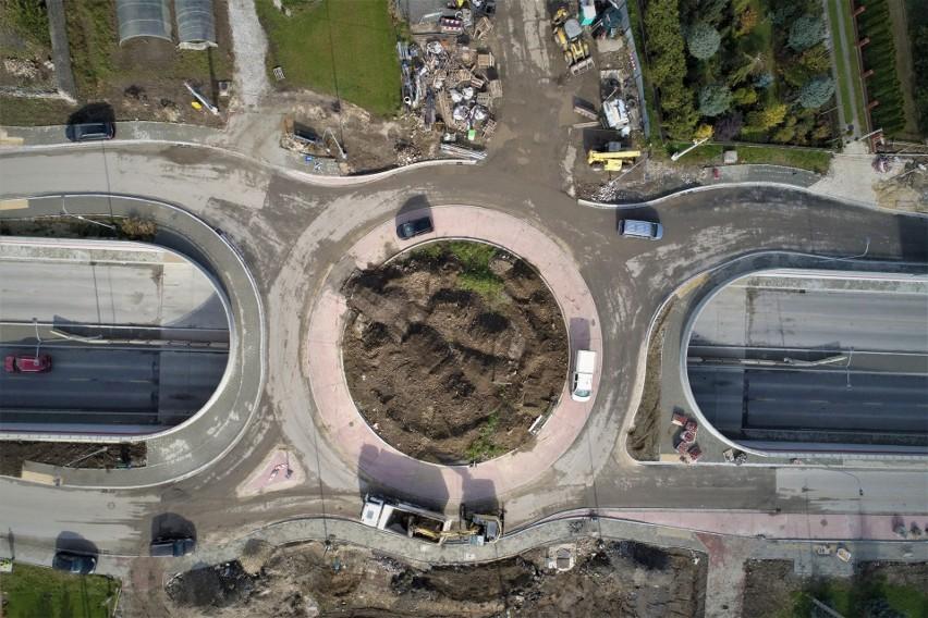 Tunel pod rondem jest już częściowo otwarto
