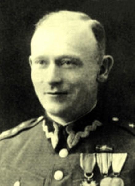 Antoniego Kasztelana (1896-1942) zgilotynowano
