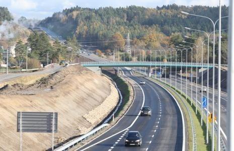 Obwodnica Słupska jest częścią drogi ekspresowej nr 6.