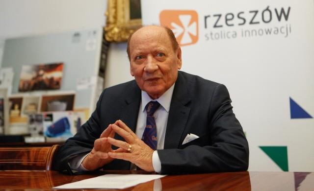 Tadeusz Ferenc do tej pory nie potwierdził, czy interesuje go piąta kadencja