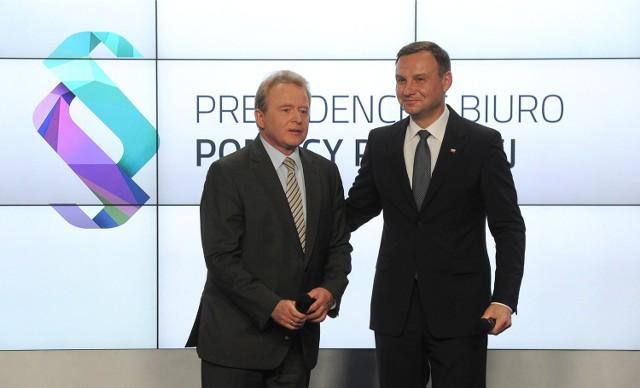 Szefem Biura Pomocy Prawnej został Janusz Wojciechowski