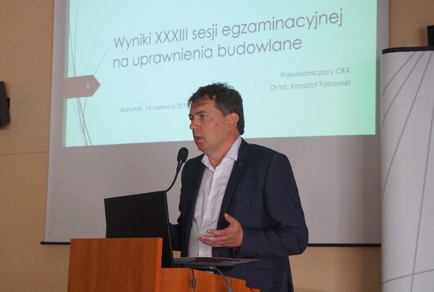 Krzysztof Falkowski Przewodniczący Okręgowej Komisji...