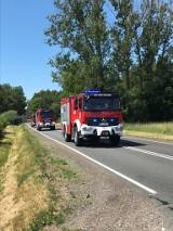 W Klwowie odbyła się wielka parada wozów strażackich z Ochotniczych Straży Pożarnych